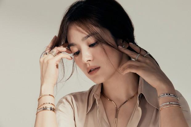 Sau vụ ly hôn ồn ào, Song Hye Kyo liệu có còn niềm tin vào chuyện tình yêu? ảnh 9