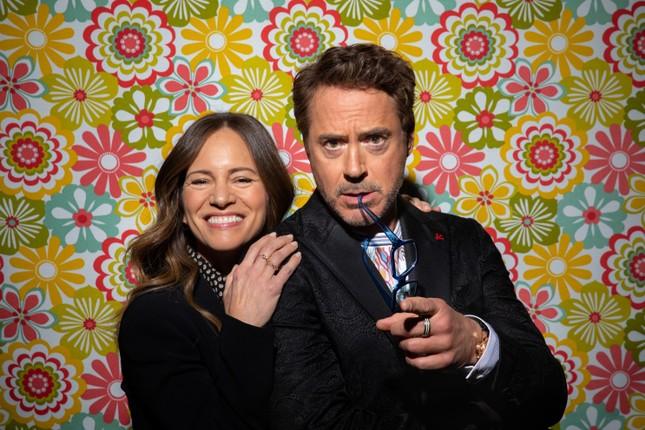 """Hollywood không thiếu những cặp đôi """"tỷ đô"""": Cả vợ lẫn chồng đều quyền lực đáng nể ảnh 2"""