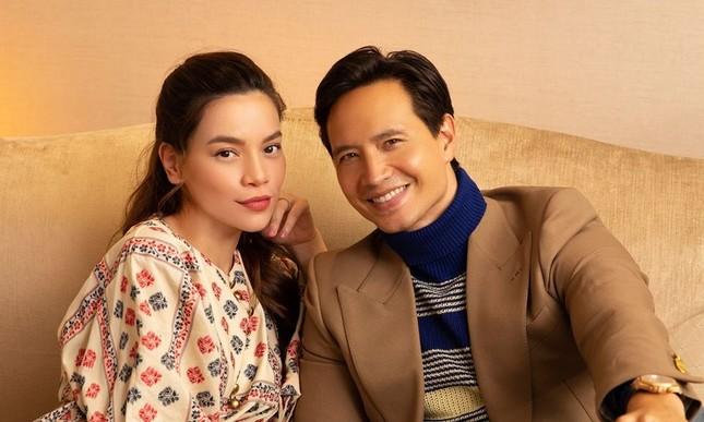 Lần đầu tiên Hồ Ngọc Hà công khai bụng bầu với công chúng và còn gọi Kim Lý là chồng ảnh 3
