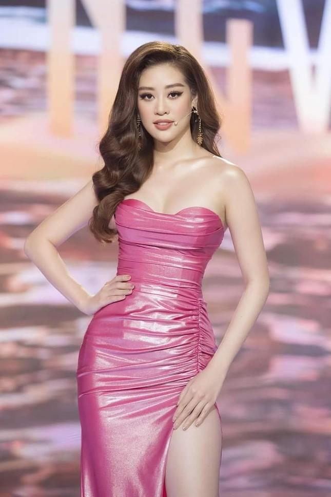 Dù cuộc thi Hoa hậu Hoàn vũ 2020 bị hoãn, Khánh Vân vẫn miệt mài tập luyện ảnh 3