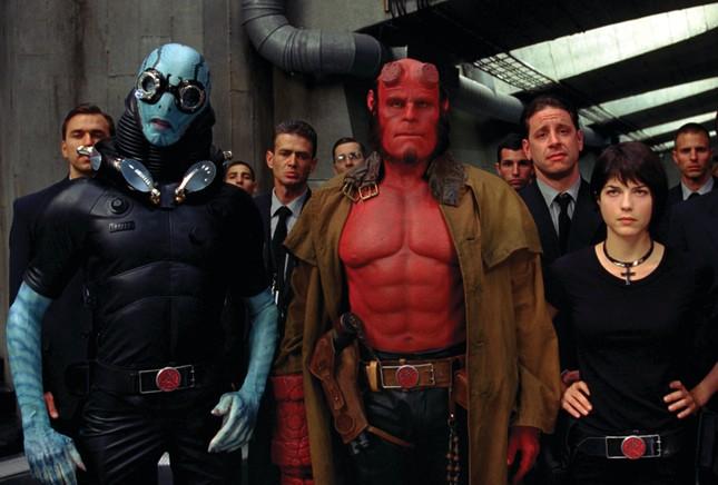 Khi phim siêu anh hùng pha trộn thêm màu sắc kinh dị thì sẽ có những món lạ nào? ảnh 9