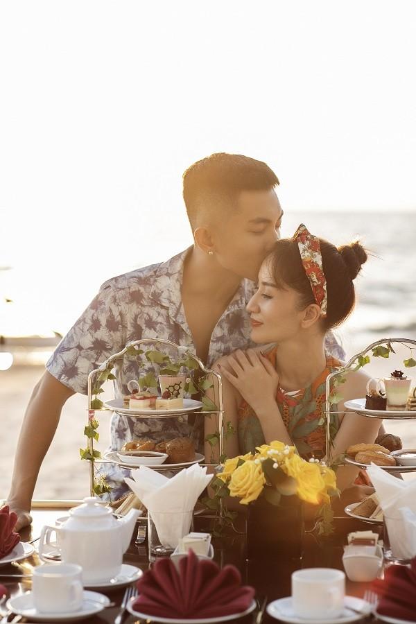 """Phan Hiển, Khánh Thi đập tan quan niệm """"phụ nữ lấy chồng trẻ thì không được chiều"""" ra sao? ảnh 4"""