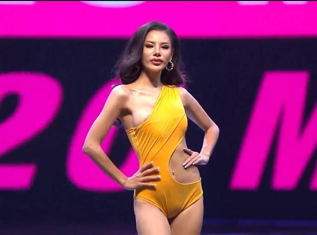 """Thảm họa khi trình diễn đồ tắm khiến Miss Grand Thailand trở thành """"Hoa hậu lộ hàng"""" ảnh 6"""