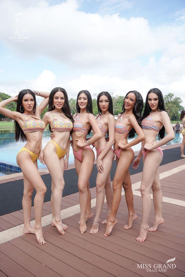 """Thảm họa khi trình diễn đồ tắm khiến Miss Grand Thailand trở thành """"Hoa hậu lộ hàng"""" ảnh 4"""
