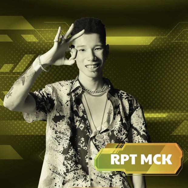 """Chiến thắng trong tập mới """"Rap Việt"""" nhưng MCK lại bị nghi đạo nhái lời từ  HIEUTHUHAI ảnh 1"""