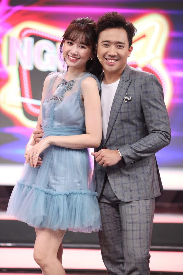 Ngạc nhiên chưa, Hari Won từng cho rằng cô và Trấn Thành không nên kết hôn! ảnh 8