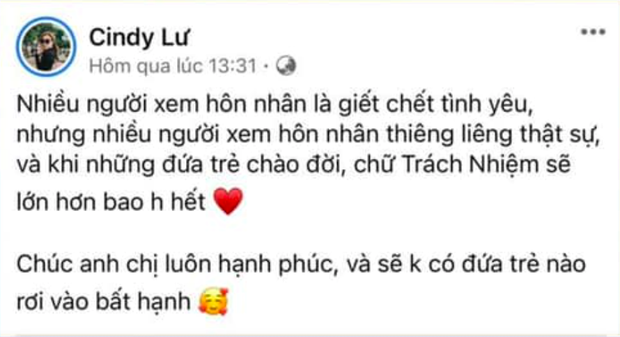 Không hiểu sao vợ cũ Hoài Lâm lại chúc mừng Đông Nhi - Ông Cao Thắng bằng câu này? ảnh 4