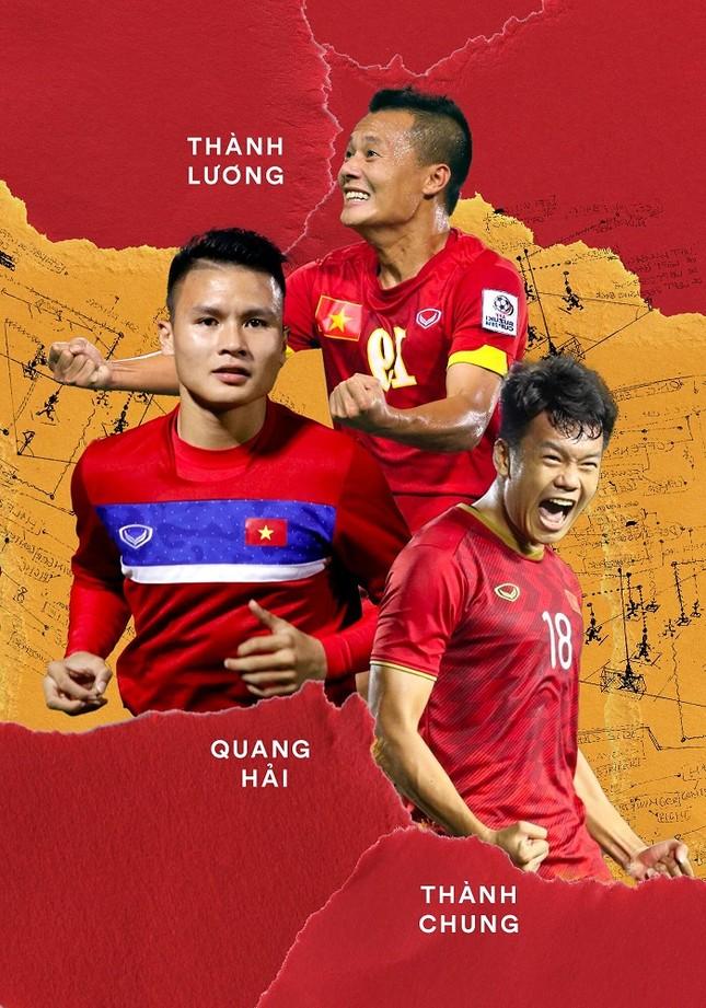 Quang Hải, Thành Lương, Thành Chung sẵn sàng cùng Jack đá bóng ủng hộ đồng bào miền Trung ảnh 8