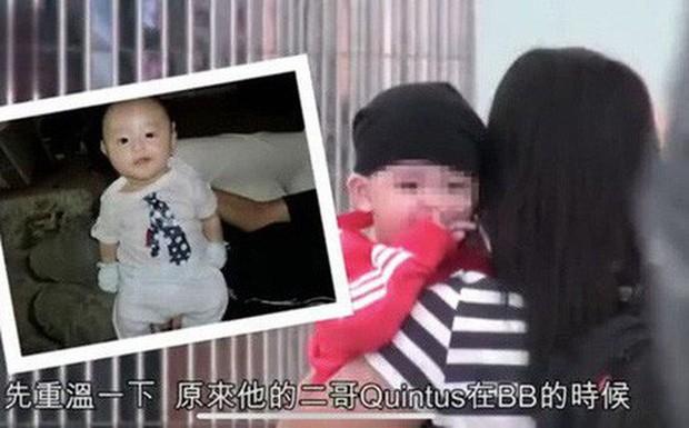 """Phải chăng Thành Long chính là """"người cha bí mật"""" của con trai Trương Bá Chi? ảnh 6"""