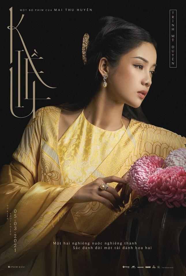 Cô gái đóng vai Thúy Kiều đã lộ diện: Có xinh đẹp như kỳ vọng của khán giả? ảnh 9