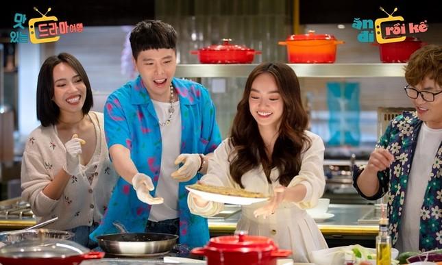 """Nhiều nhóm nhạc Hàn Quốc nổi tiếng sẵn sàng khám phá ẩm thực Việt Nam qua """"Ăn đi rồi kể"""" ảnh 10"""