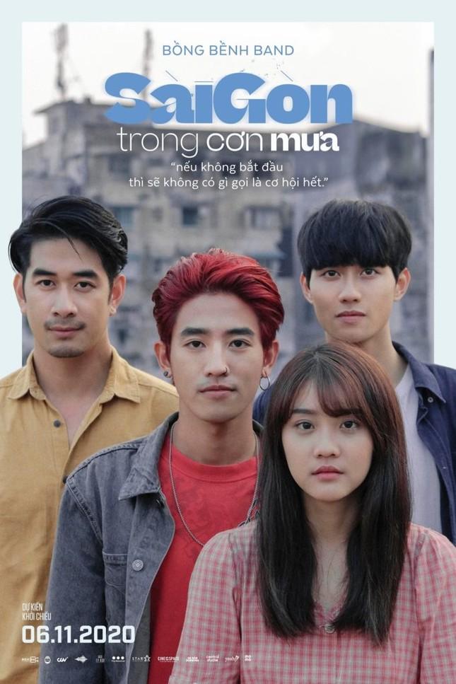 """""""Sài Gòn trong cơn mưa"""" nói hộ người trẻ đang tìm kiếm cơ hội thành công chốn phồn hoa ảnh 4"""