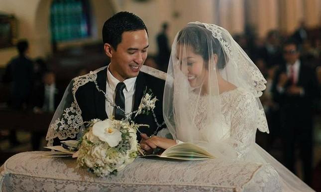Tăng Thanh Hà khoe ảnh kỷ niệm 8 năm ngày cưới: Mỹ nhân viên mãn nhất V-biz là đây ảnh 4