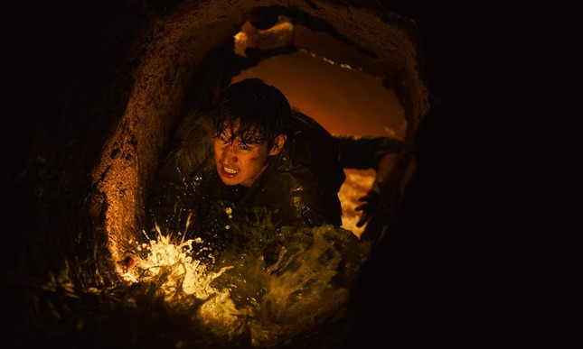 Thật bất ngờ khi điện ảnh Hàn đã tham gia dòng phim về những kẻ cướp mộ cổ ảnh 2