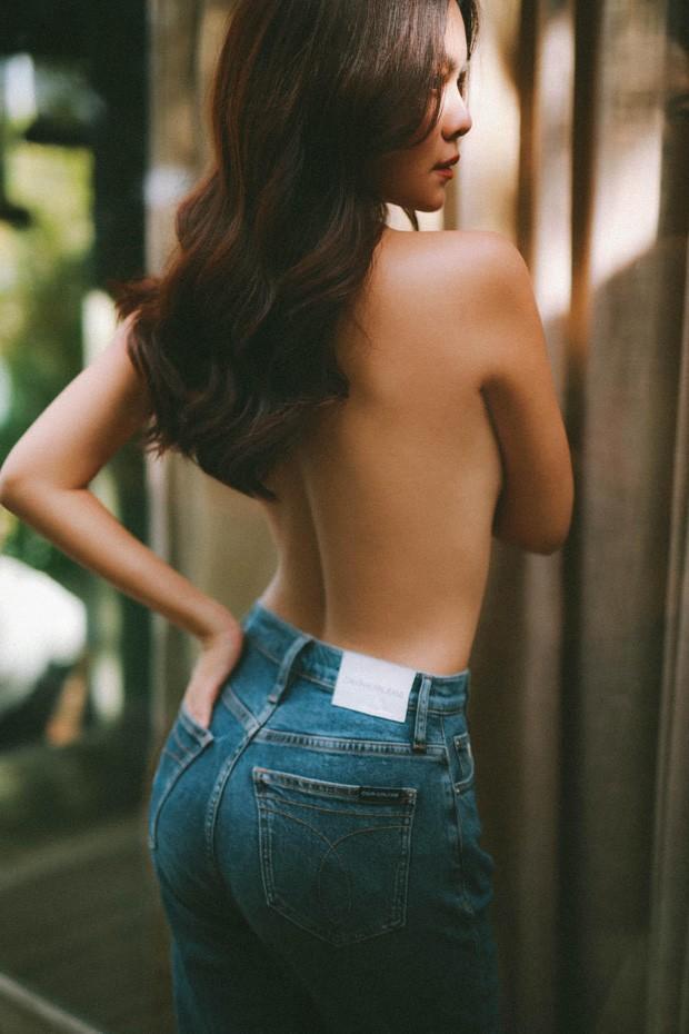 Nhìn Phạm Quỳnh Anh khoe lưng trần mới thấy phụ nữ đẹp nhất khi không thuộc về ai ảnh 7