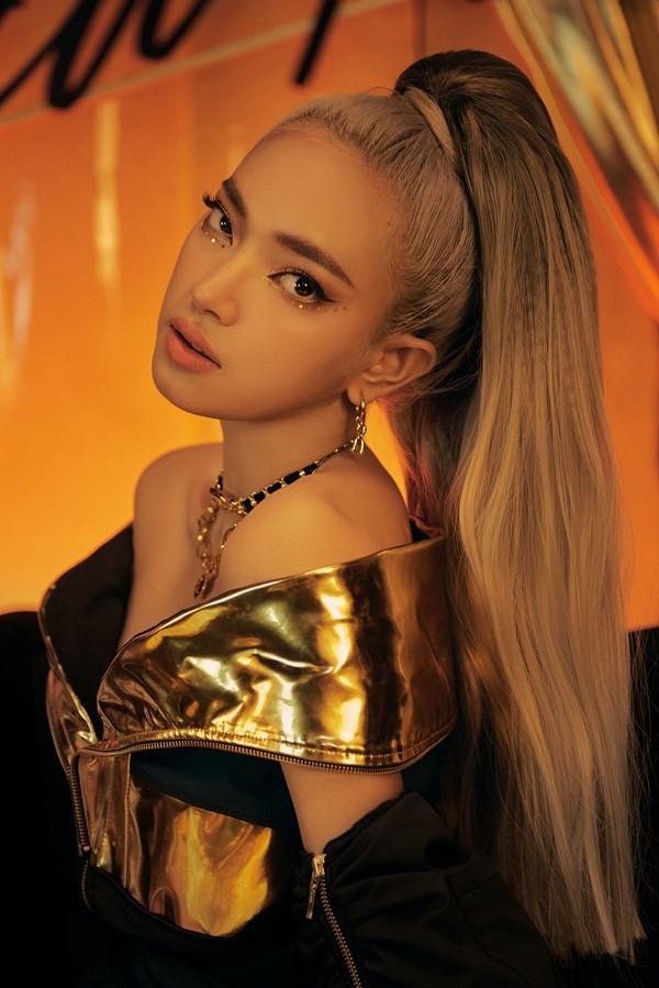 """Châu Bùi bất ngờ debut làm ca sĩ, có liên quan gì tới """"người tình tin đồn"""" Binz hay không? ảnh 5"""
