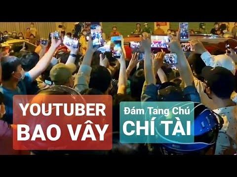 Hoài Linh nói gì trước cảnh hàng trăm Youtuber, Streamer vây kín Trung tâm Pháp y? ảnh 2