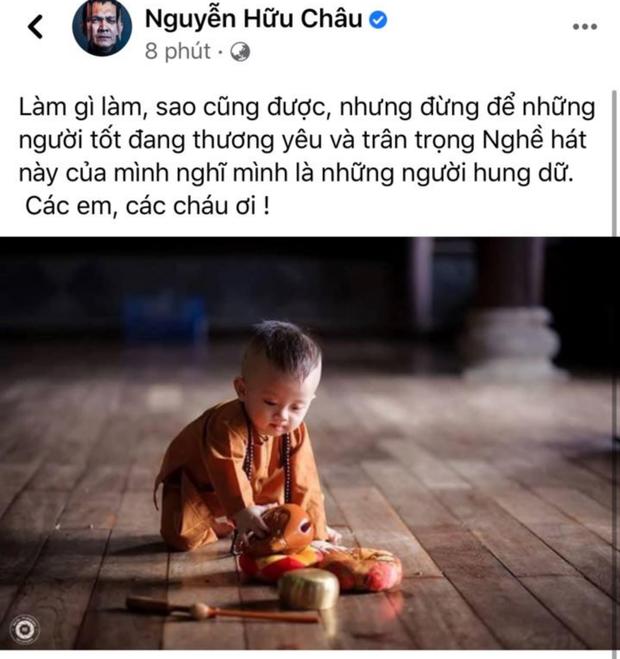 Hoài Linh, Hữu Châu dặn dò gì các nghệ sĩ đàn em khi đi đòi lại danh dự cho Chí Tài? ảnh 7
