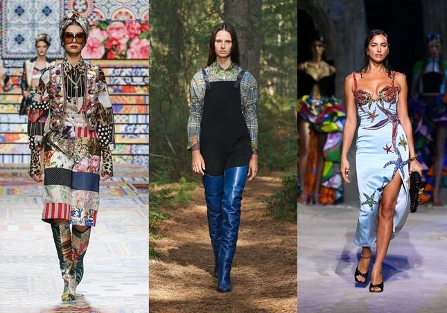 """""""Bắt"""" ngay xu hướng thời trang đến từ các thương hiệu nổi tiếng cho mùa Xuân – Hè 2021 ảnh 4"""