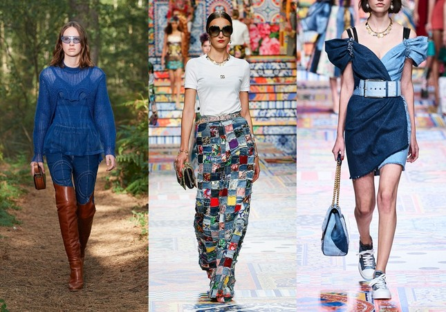 """""""Bắt"""" ngay xu hướng thời trang đến từ các thương hiệu nổi tiếng cho mùa Xuân – Hè 2021 ảnh 6"""