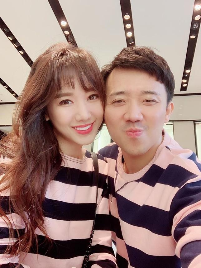 Hari Won đăng ảnh thân mật với Trấn Thành nhưng lại khiến khán giả thấy buồn cười ảnh 3