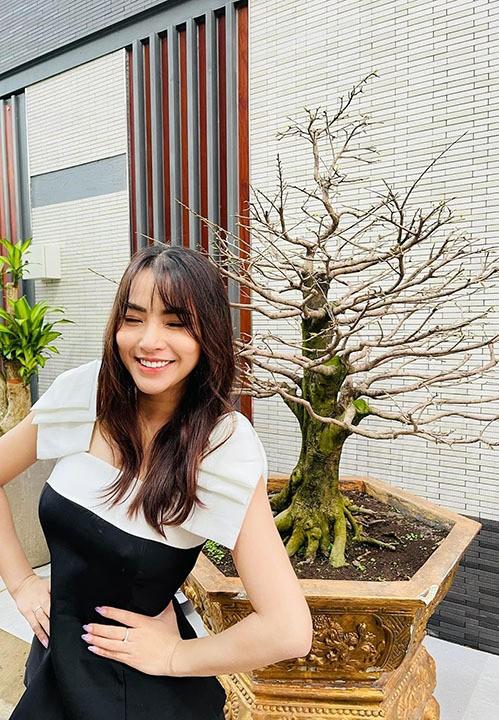 Vợ chồng Hải Băng - Thành Đạt gặp xui xẻo khó đỡ trước thềm Năm mới: Bị trộm mất cây mai ảnh 2