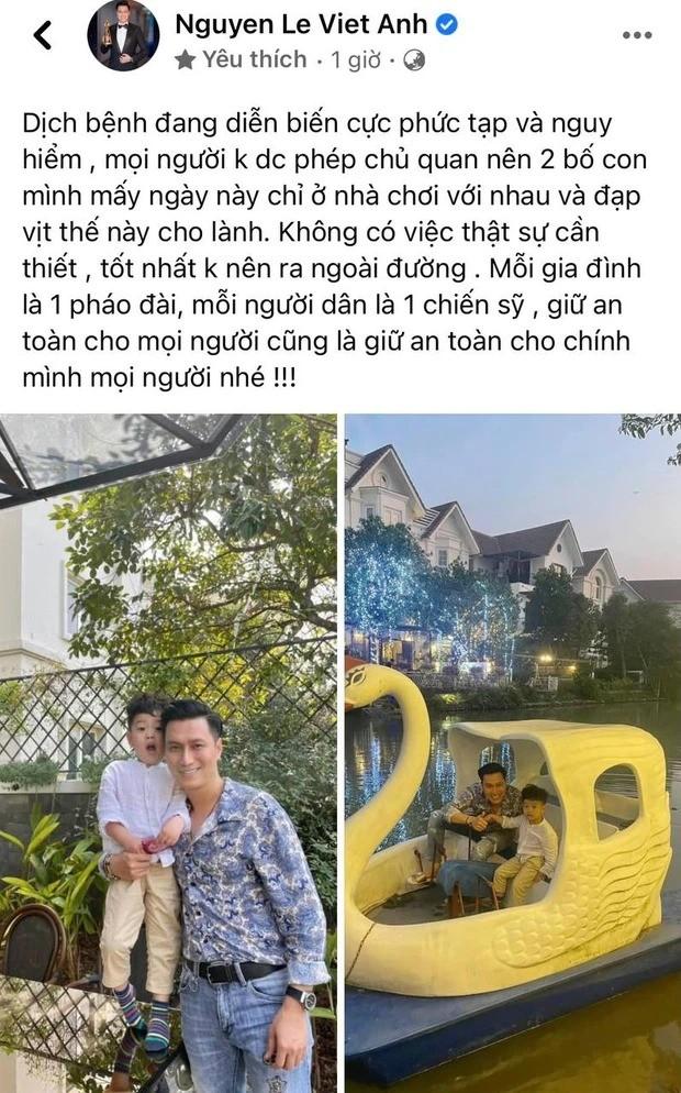 Việt Anh và vợ cũ có màn đối đáp tưởng vu vơ mà lại khiến nhiều người đỏ mặt ảnh 5