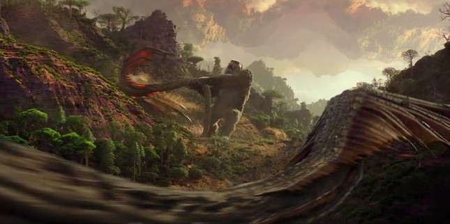 """Những bí mật ai cũng muốn biết sau đoạn trailer hoành tráng của """"Godzilla vs. Kong""""? ảnh 6"""