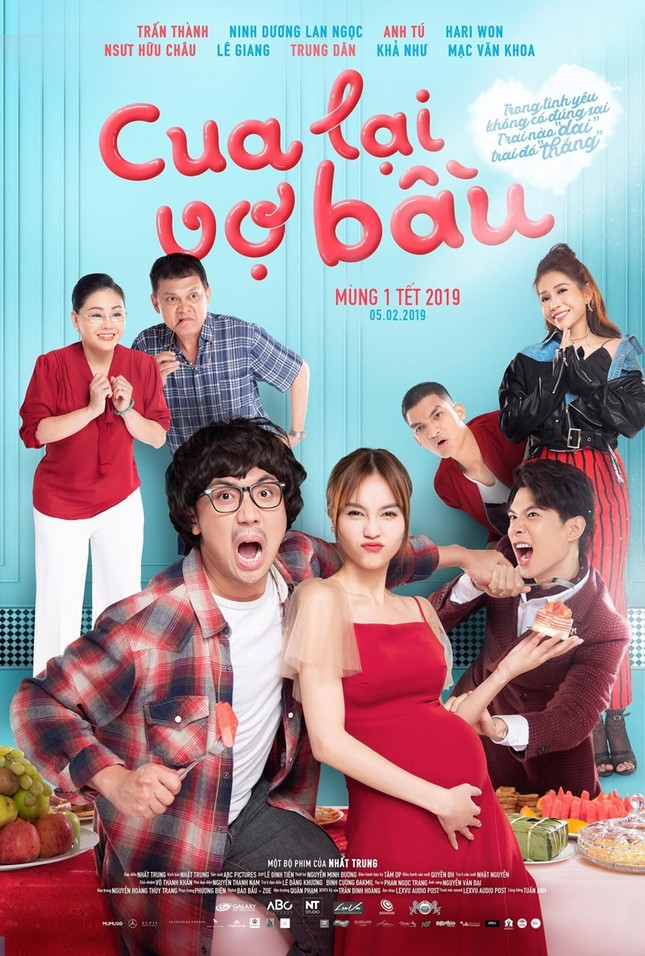 """Muốn trở thành phim Việt ăn khách nhất lịch sử, """"Bố già"""" phải vượt qua những cái tên nào? ảnh 6"""