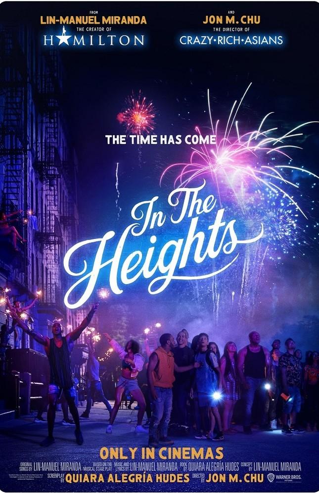 """""""In The Heights"""" như một ly nước mát lành mang lại niềm lạc quan tích cực cho tất cả ảnh 6"""