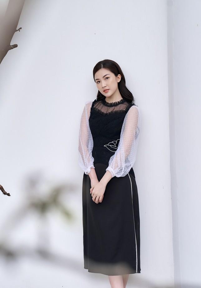 """""""Tiểu tam xinh nhất phim Việt"""" Lương Thanh bỗng ngọt ngào yểu điệu như tiểu thư ảnh 7"""