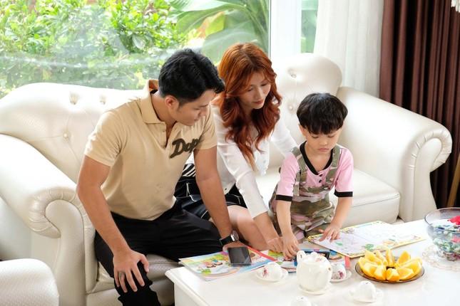 """Gặp gỡ bé Shin – diễn viên nhí """"đốn tim"""" hàng triệu khán giả trong Gia đình là số 1 ảnh 16"""
