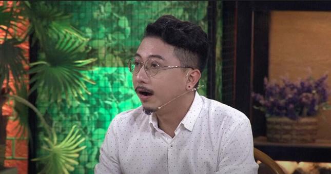 """Hứa Minh Đạt """"bóc phốt"""" Lâm Vỹ Dạ ngay trên sóng truyền hình ảnh 10"""