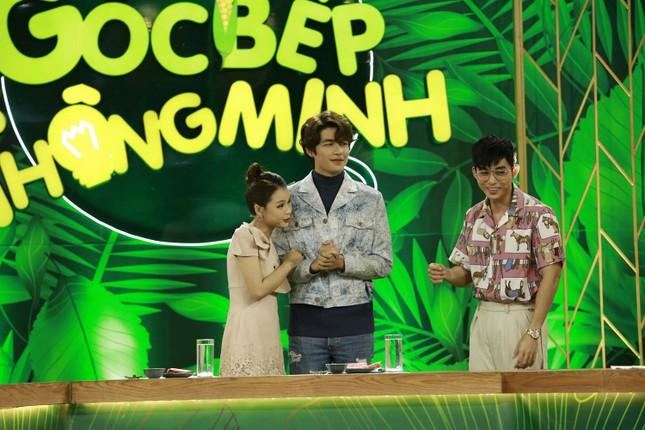 """Hứa Minh Đạt """"bóc phốt"""" Lâm Vỹ Dạ ngay trên sóng truyền hình ảnh 8"""