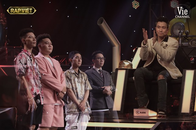 """Siêu kinh điển: Karik để Yuno BigBoi đấu cùng """"thánh melody"""" RPT MCK và chủ nhân Nón vàng ảnh 3"""
