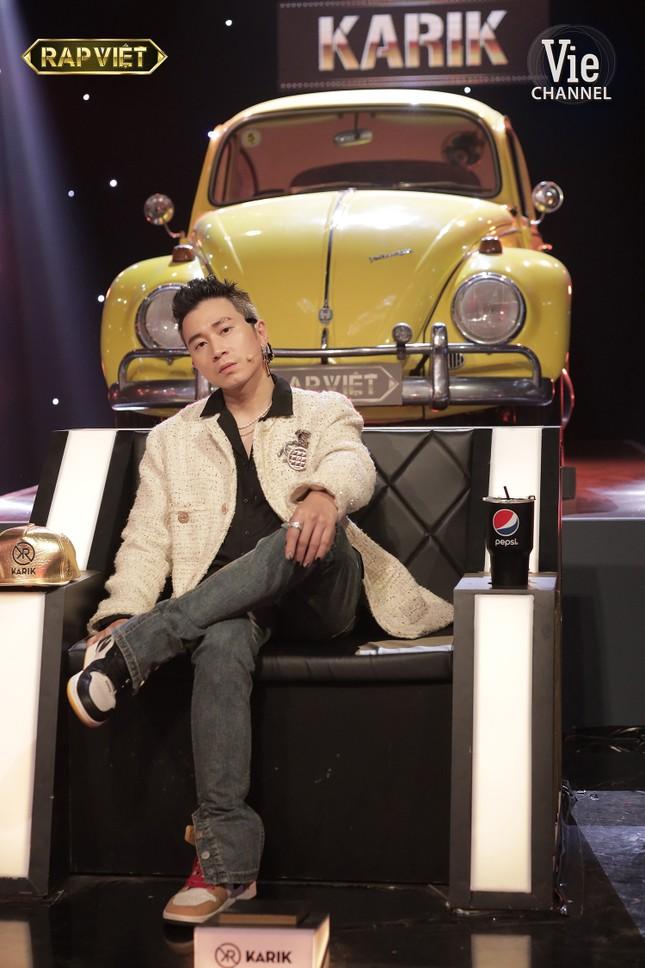 """Siêu kinh điển: Karik để Yuno BigBoi đấu cùng """"thánh melody"""" RPT MCK và chủ nhân Nón vàng ảnh 2"""