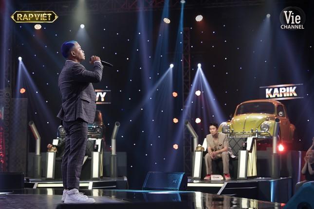 """Trận đấu nảy lửa, lộ diện những cái tên đầu tiên vào Chung kết """"Rap Việt"""" ảnh 12"""