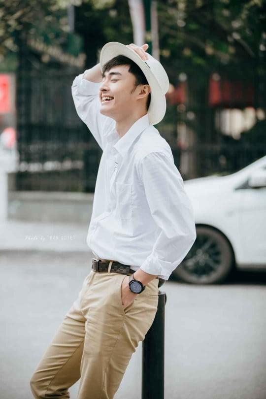 """Trần Bình Minh - chàng """"hoàng tử mắt hí"""" muốn chinh phục giấc mơ điện ảnh ảnh 8"""