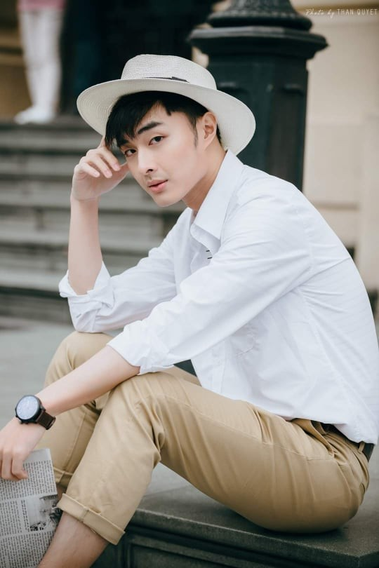 """Trần Bình Minh - chàng """"hoàng tử mắt hí"""" muốn chinh phục giấc mơ điện ảnh ảnh 9"""