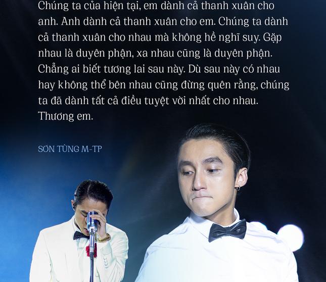 """""""Hot"""": Động thái mới nhất của Sơn Tùng MTP khiến fan phẫn nộ thay cho Thiều Bảo Trâm ảnh 5"""