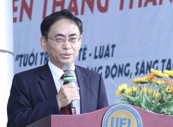 Nguyên Phó Giám đốc ĐHQG TP. HCM đột ngột qua đời ảnh 1
