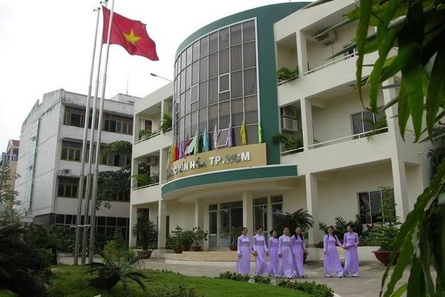 Nhiều sai sót về tài chính ở trường ĐH Văn hóa TP. HCM ảnh 1