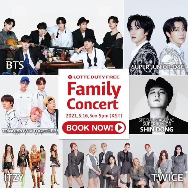 ARMY sẵn sàng chưa, BTS lại sắp biểu diễn concert miễn phí nữa này! ảnh 3