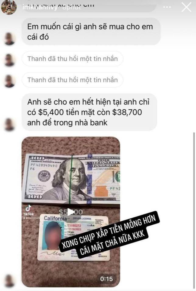 """Vừa lên xe hoa với nhạc sĩ Phan Mạnh Quỳnh, hotgirl Khánh Vy đã bị người lạ """"gạ gẫm"""" ảnh 2"""