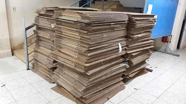 50.000 thùng carton đóng đồ cho sinh viên ký túc đón người cách ly Covid-19 ảnh 4