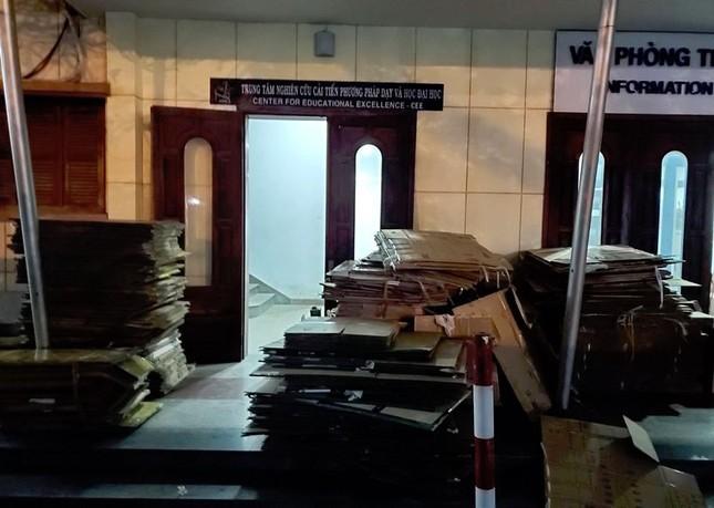 50.000 thùng carton đóng đồ cho sinh viên ký túc đón người cách ly Covid-19 ảnh 5