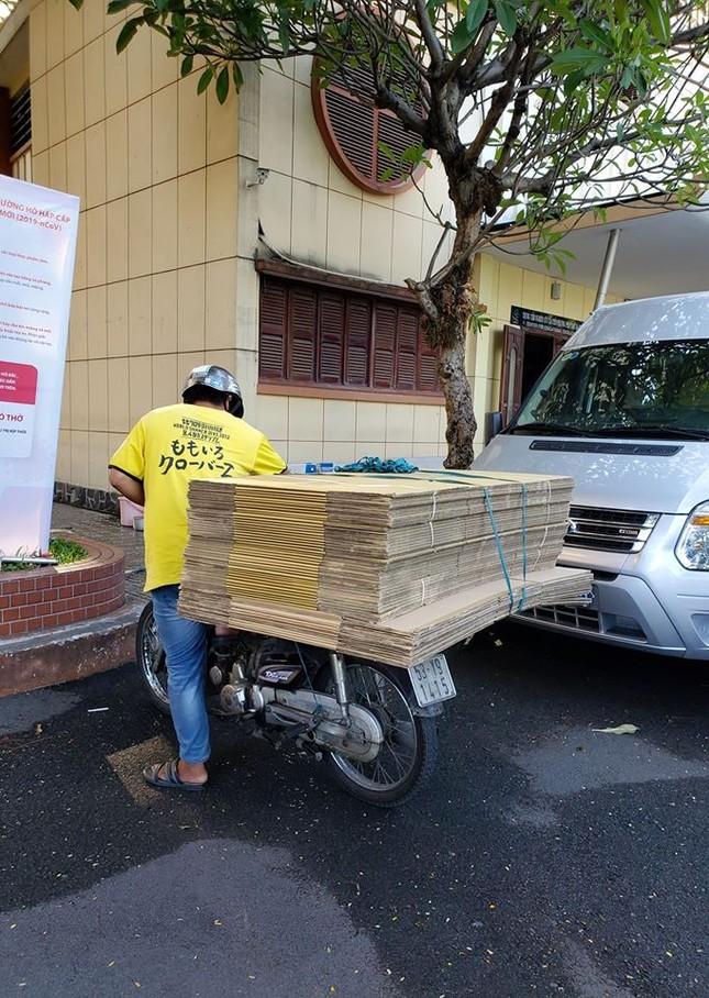 50.000 thùng carton đóng đồ cho sinh viên ký túc đón người cách ly Covid-19 ảnh 9