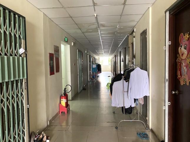 Cảnh nhếch nhác ở những căn hộ được 'biến hoá' từ sàn thương mại, tầng kỹ thuật ảnh 11