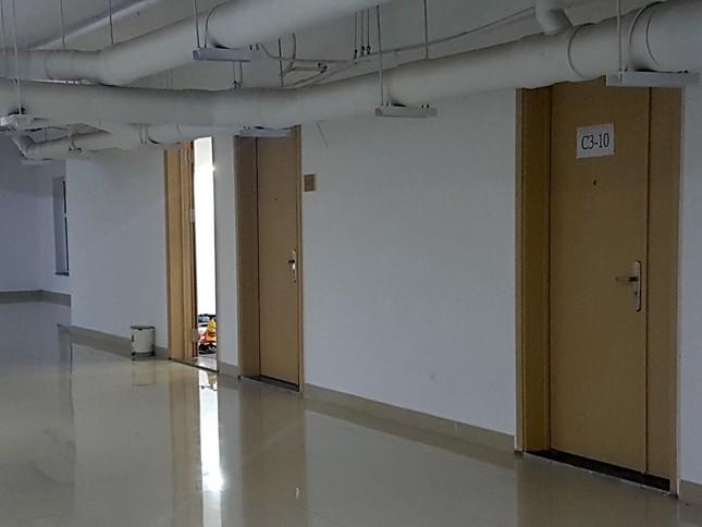 Cảnh nhếch nhác ở những căn hộ được 'biến hoá' từ sàn thương mại, tầng kỹ thuật ảnh 18