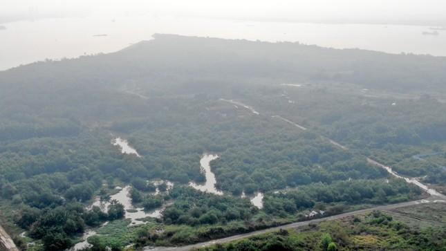 Con đường ven sông trị giá 'tỷ đô' ở Sài Gòn nhìn từ trên cao ảnh 7